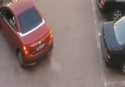 中国の駐車事情
