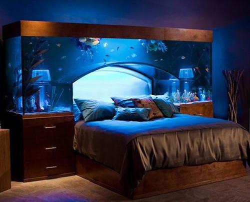 水槽ベッド
