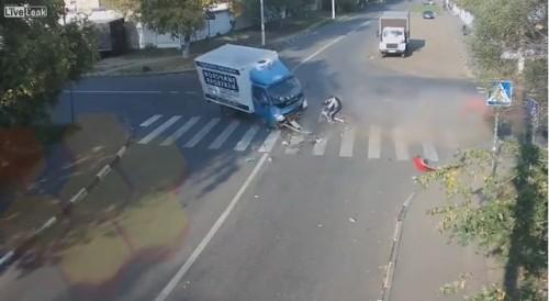 自動車事故からの生還