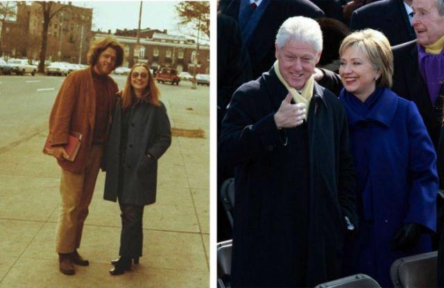ビル&ヒラリークリントン
