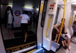 地下鉄と競争