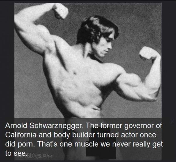 アーノルド・シュワルツネッガー