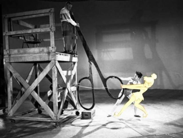 ディズニープリンセス ティンカーベルのモデル