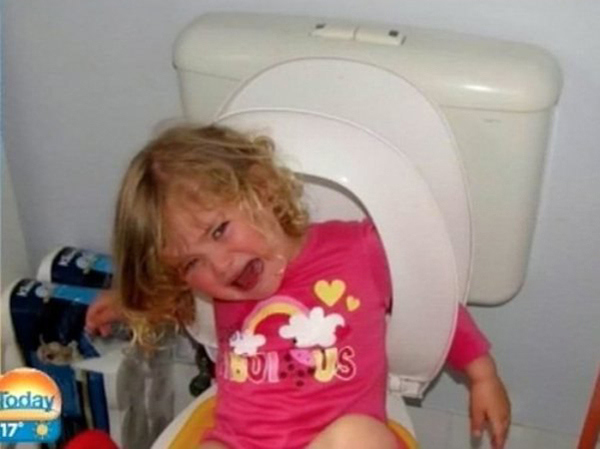 Little Kid Fails Hair P