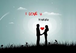 この二人の愛は真実に違いない、でしょ?