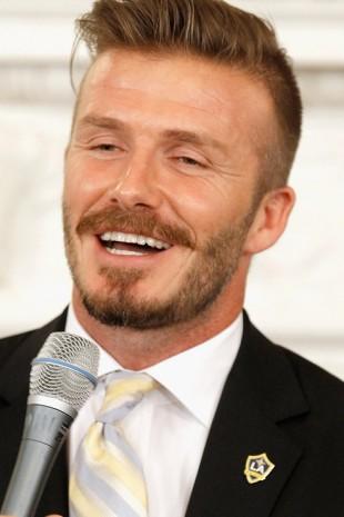 【画像】歯をお直ししたセレブのビフォーアフター デイビッド・ベッカム