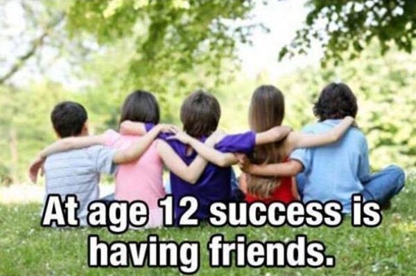納得するしかない!年齢毎の人生の成功に見る「サークル・オブ・ライフ」