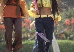1969年のアメリカの女子高生ファッション