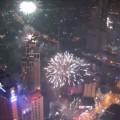 【動画】街中至る所で上がる花火を見下ろしたら。。。