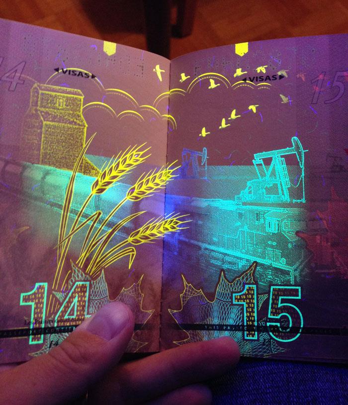 カナダの新しいパスポートが世界一カッコいい理由