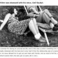 あまり知られていないアドルフ・ヒトラーの13の意外な事実