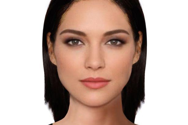 容疑者似顔絵アプリで作った世界一の美男美女?!