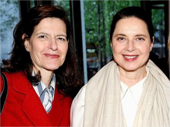 イングリッド&イザベラ・ロッセリーニ