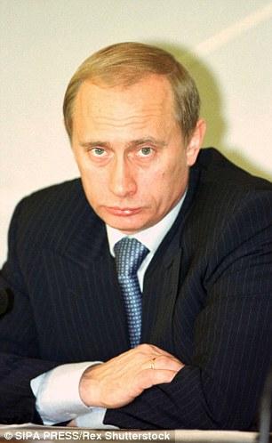 年々顔が変わり若返ってるプーチン大統領の写真比較
