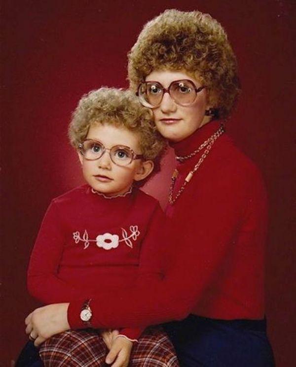 【面白画像】この親にしてこの子あり。そっくり親子の写真集