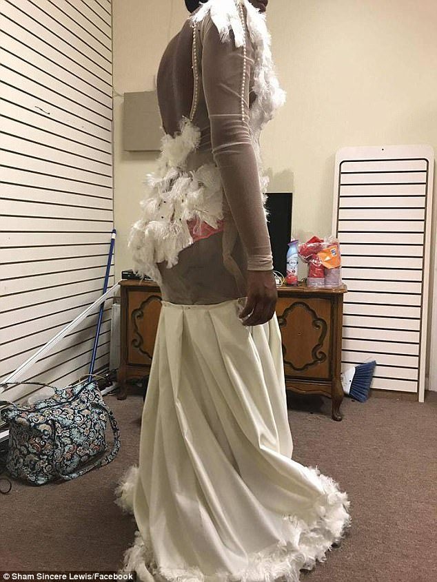 驚愕】プロム直前に届いたオーダードレスが、ボロキレ同然